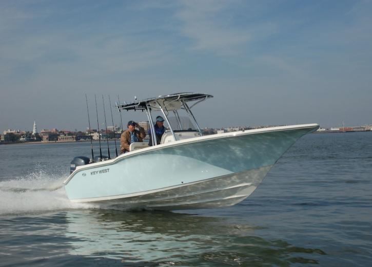 244cc 7 4m key west boats direct