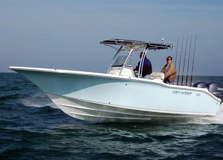 244cc 74M   Key West Boats Direct