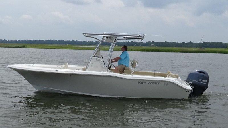 239fs 7 2M | Key West Boats Direct