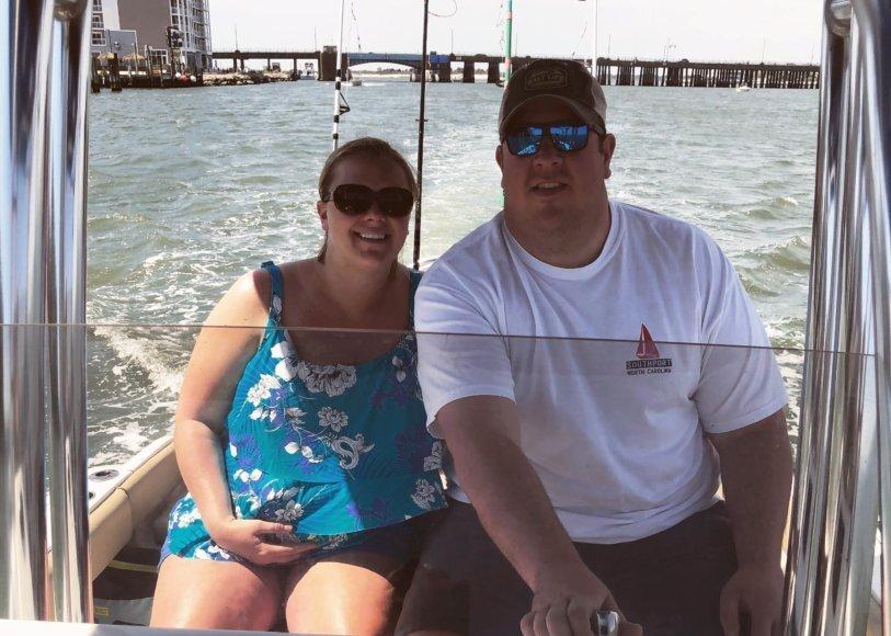 Randy and Molly Chilcoat